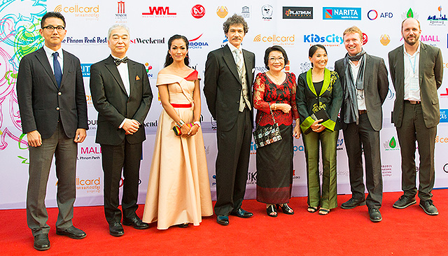 Cambodia International Film Festival, March 8, 2017
