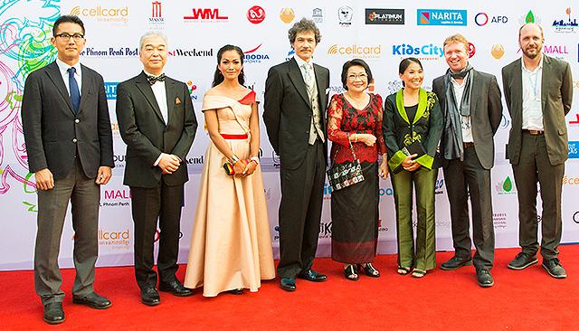 Cambodia International Film Festival, March 8, 2017